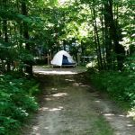 Camp Ma-Ka-Ja-Wan, Summer 2011 - Road to Crockett Campsite