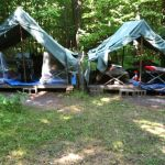 Crockett Campsite Tents